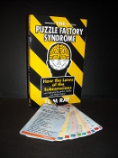 Puzzle Factory Syndrome & Bookmarks for Success